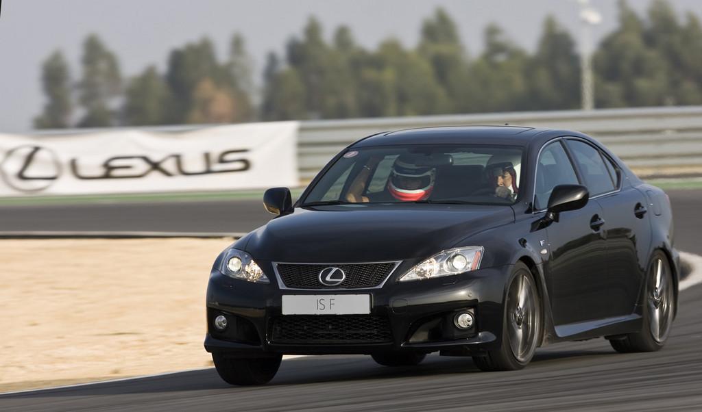 Foto de Lexus IS-F (108/111)