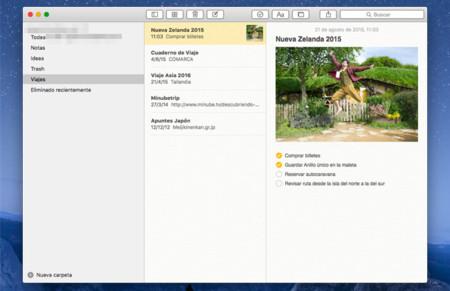 Notas OS X El Capitan