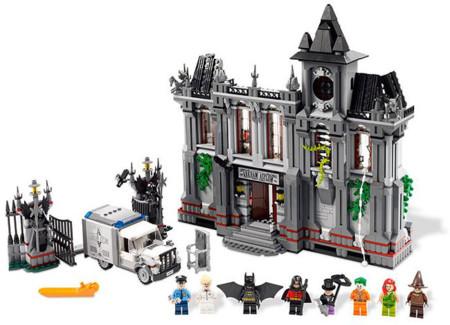 Batman Arkham Asylum en LEGO