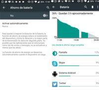 ¿Cómo ahorran batería los diferentes fabricantes de Android?