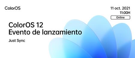 El ColorOS 12 internacional basado en Android 12 se presentará el 11 de octubre