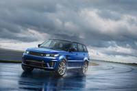 Y ahora, el Range Rover Sport SVR se divierte en circuito y en vídeo