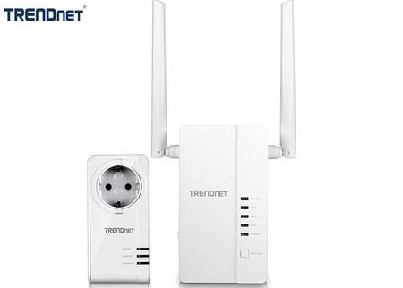 TRENDnet presenta su nuevo adaptador PLC con WiFi AC y 1.200 Mbps