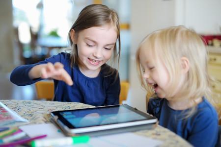 Tablets y niños