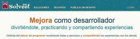Solveet, mejora como desarrollador. Made in Spain