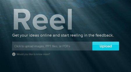 Reel, servicio para crear presentaciones en HTML5 de forma rápida