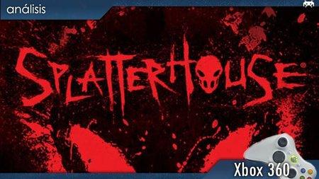 'Splatterhouse'. Análisis