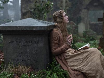 'Mary Shelley', primeras imágenes de Elle Fanning en la piel de la escritora de 'Frankenstein'