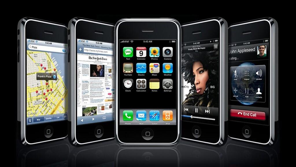 Hace 14 años se lanzó el iPhone: así lo probábamos por primera vez cuando todo era una sorpresa