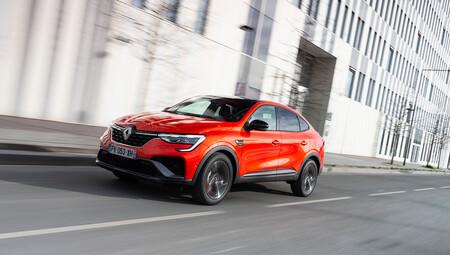 El Renault Arkana más potente ya tiene precio en España