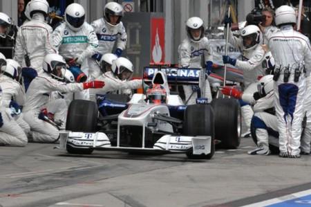 Peter Sauber es el nuevo propietario de BMW-Sauber