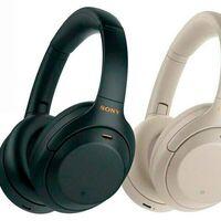 Por el Black Friday, tienes en eBay los auriculares Sony WH-1000XM4 por 259,99 euros: 120 euros más baratos de lo habitual
