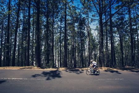 Ciclismo Carretera Subida La Esperanza