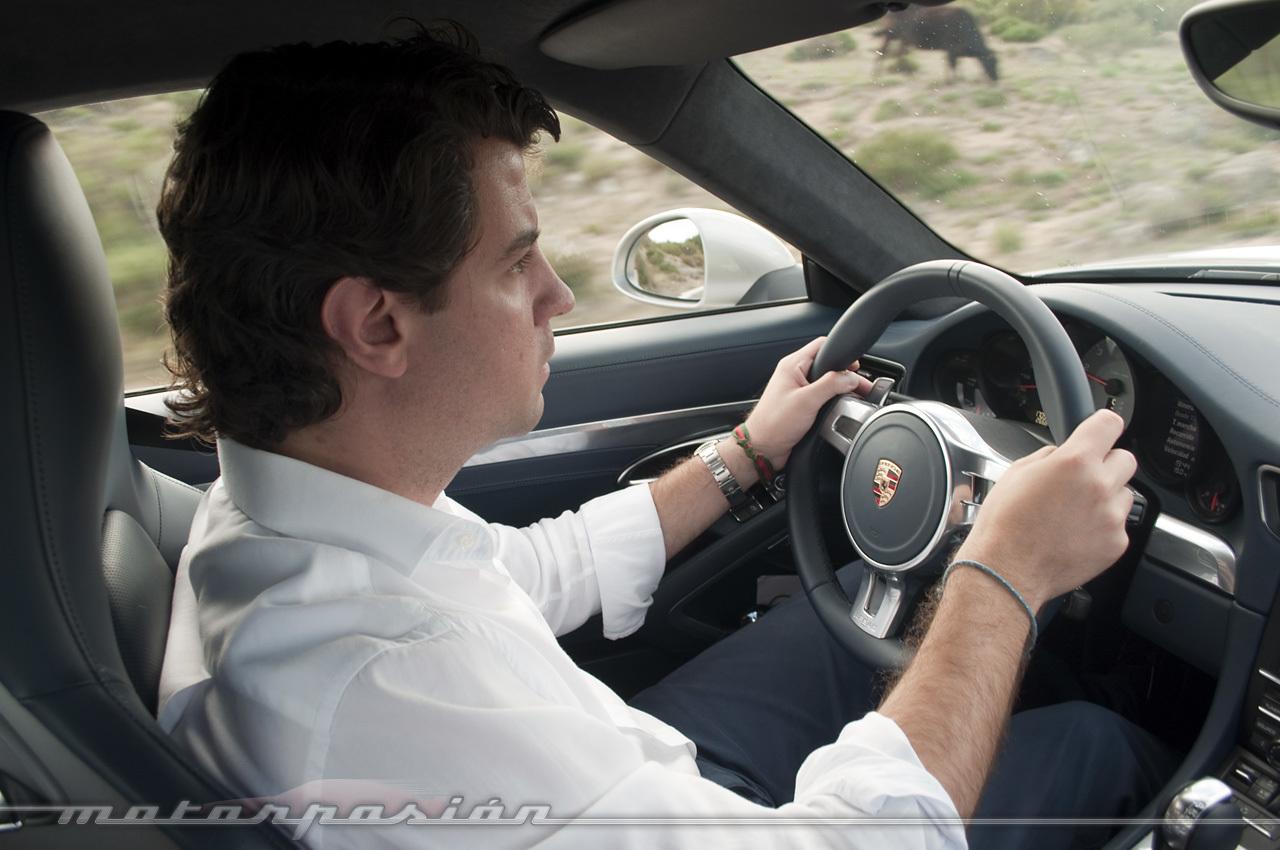 Foto de Porsche 911 Carrera S (prueba) (14/54)