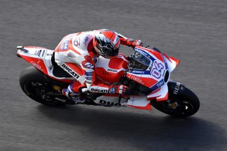 Andrea Dovizioso Ducati Gp Austria Motogp 2016