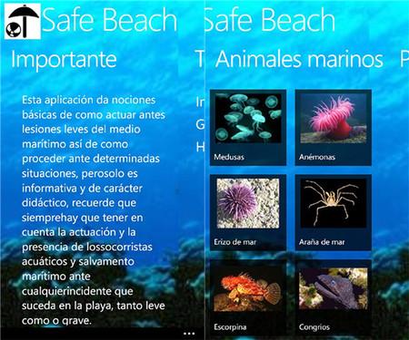Safe Beach