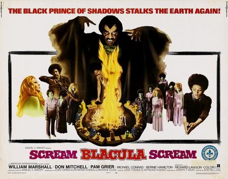 Scream Blacula Scream Poster