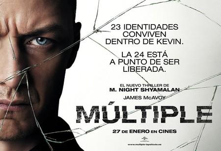 Taquilla española | Éxito de Shyamalan y fracaso de Affleck