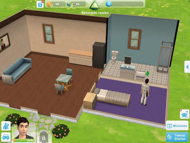 Los Sims móvil: rescatando la esencia de Los Sims en el iPhone. App de la semana