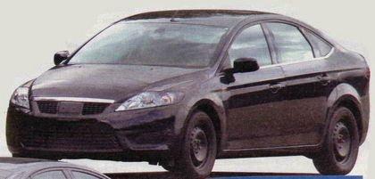 Ford Mondeo 2007, ¿sin camuflaje?