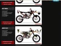 Uniracing, servicio de adhesivos personalizados para tu moto