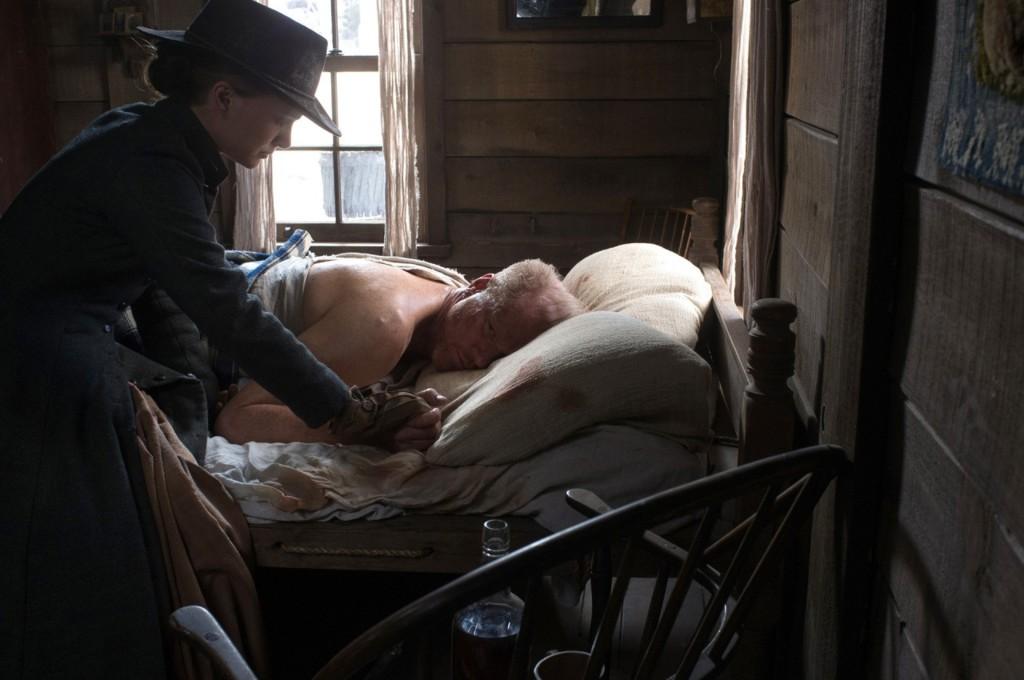 Natalie Portman Noah Emmerich La Venganza De Jane