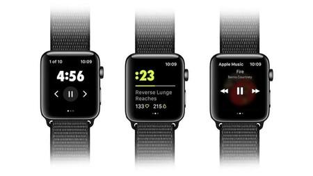 La nueva aplicación 'Nike Training Club' llega oficialmente al Apple Watch