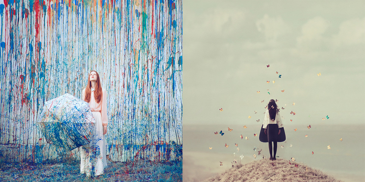 Surrealismo y fantasía en las increíbles imágenes