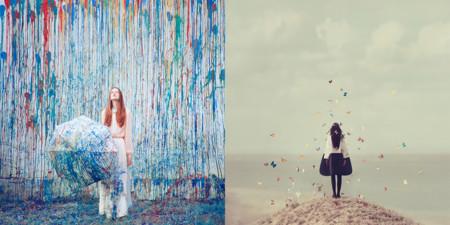 Surrealismo y fantasía en las increíbles imágenes del fotógrafo ucraniano Oleg Oprisco