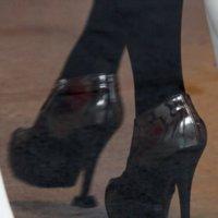 Adivina quién lleva estos originales zapatos...