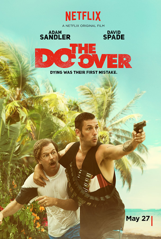 The Do Over Poster