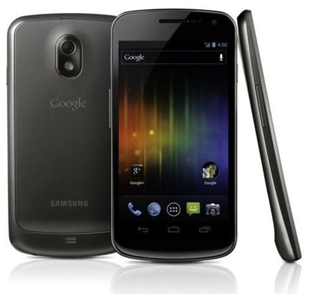 Apple también detiene al Galaxy Nexus en los tribunales