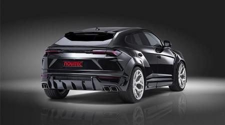 Lamborghini Urus By Novitec 3