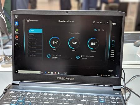 Acer Helios Predator 70065