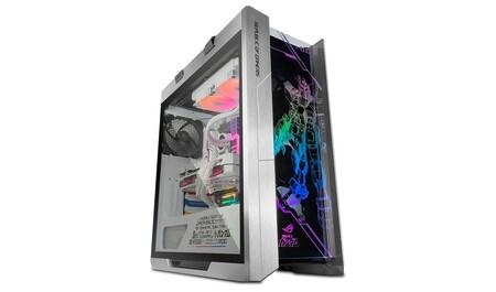 ASUS trae a México su PC temática de GUNDAM: tarjeta madre, RTX 3080 y gabinete con diseño e iluminación personalizados del anime