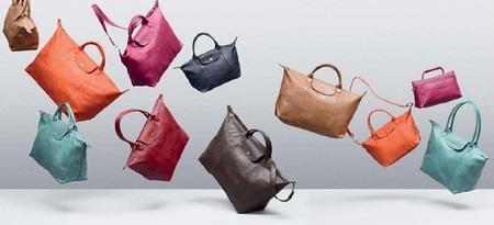 Longchamp presenta Le Pliage Cuir