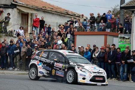 Victoria de Giandomenico Basso en el Rally de San Remo