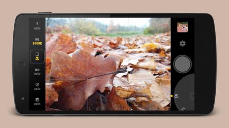 Manual Camera Android