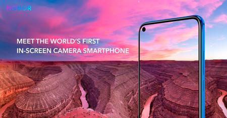 Honor View 20: pantalla con agujero y cámara trasera de 48 megapixeles que podríamos ver en México