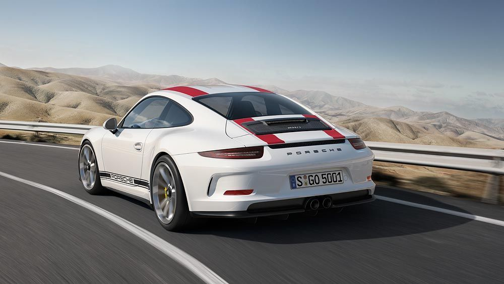 Foto de Porsche 911 R (2/6)