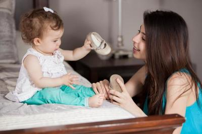 ¿Podemos poner a nuestro hijo zapatos utilizados por otro niño?