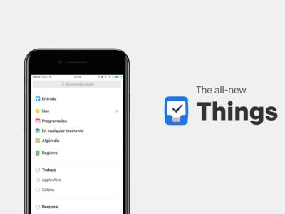 Things 3, la app más esperada de todas ya está aquí, y ha merecido la pena esperar cinco años