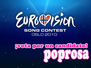 Diez finalistas para Eurovisión: Vota por el mejor candidato para representar a España