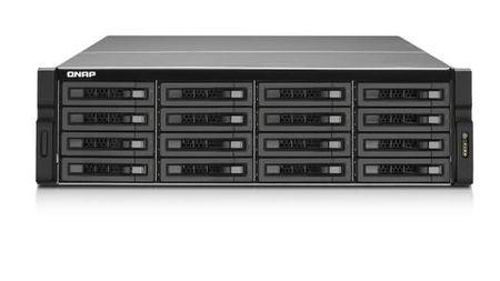 Turbo NAS 16-Drive de QNAP modelos de gama alta para pymes