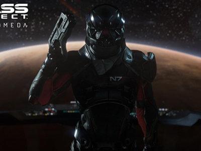 ¿Pero qué está pasando? Otro integrante importante de Bioware se retira del desarrollo de Mass Effect: Andromeda