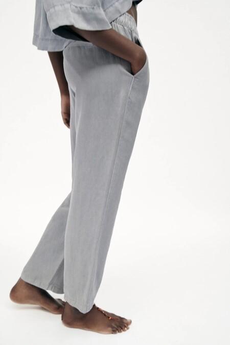 Pantalones Fluidos