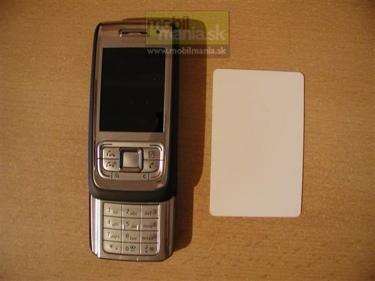 Nokia E65, smartphone para profesionales