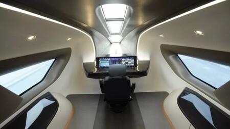 Maglev Cabina Interior