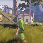Descubre el mundo de Zelda en Unreal Engine 4
