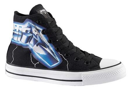 Nuevas Converse de ACDC y Metallica III